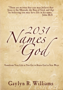 Cover for 2031 Names of God